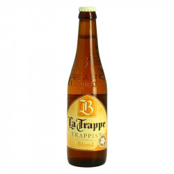 Trappist Beer La Trappe 33cl Blond Beer from Holland