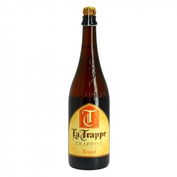 La Trappe Triple Trappist Beer from Holland
