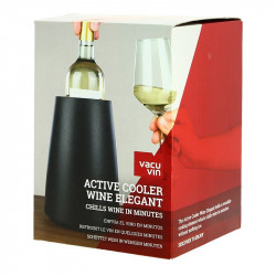 VACUVIN Wine or Champagne Active Cooler