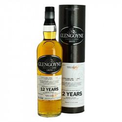 Glengoyne 12 YO Highlands Single Malt Scotch Whiskey