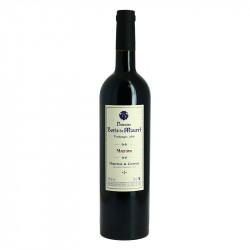 Cuvée MAXIME 2016 Organic Wine by BORIE de MAUREL a Minervois pure Mourvèdre