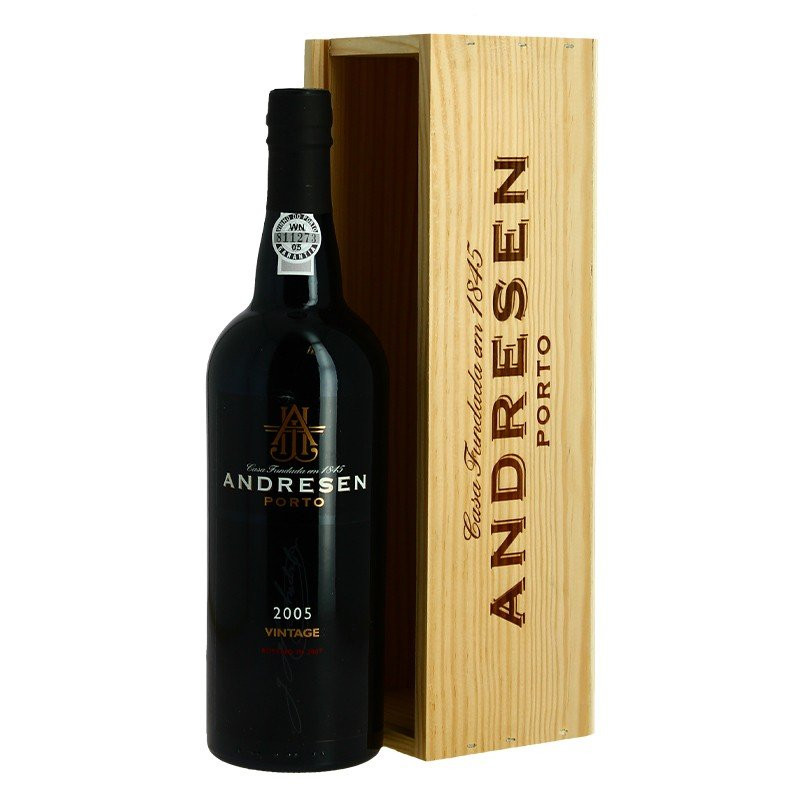 ANDRESEN VINTAGE Port 2005
