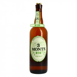 Trois Monts Pure Malt Organic Flanders Beer