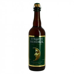 Straffe Hendrik Belgian Beer Triple 75 cl