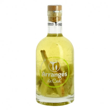 GWAMARE Lemon Ginger PUNCH with Ginger 35 cl