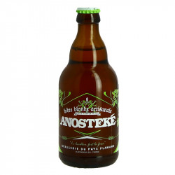 ANOSTEKE Craft Blonde Beer 33 cl
