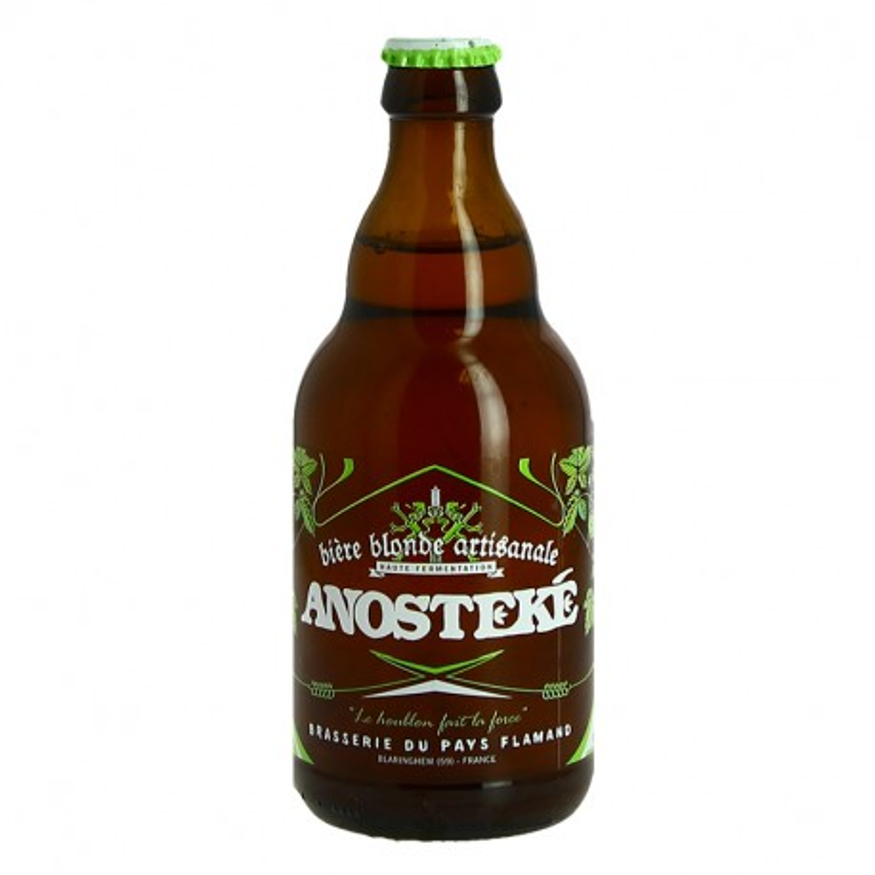 ANOSTEKE Craft Blonde Beer 33 cl
