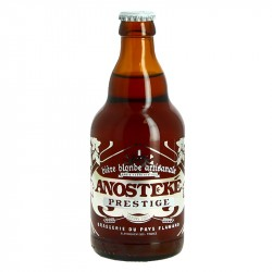 Anosteke Prestige Craft Blond Beer 33 cl