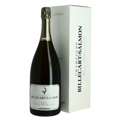 Champagne BILLECART SALMON Grand Cru Blanc de Blancs Magnum