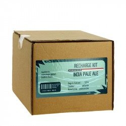 """Refill for Brewing Kit Amber IPA """"Faire sa Bière"""""""
