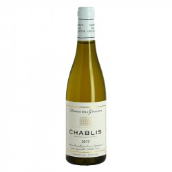 CHABLIS by Domaine de la GENILLOTTE Half Bottle