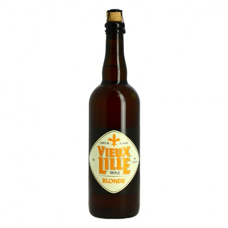 Vieux Lille Triple 75cl Beer