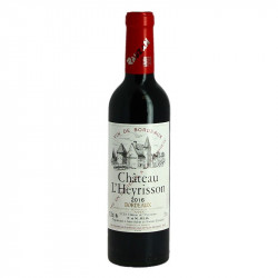 Château l'Heyrisson Red Bordeaux Wine Half Bottle