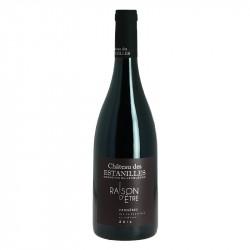 Raison d'être Château des Estanilles Organic Red Wine Faugeres Languedoc