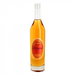 Cognac and Orange Liquor by Cognac Léonard