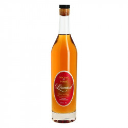 Cognac and Pear Liquor by Cognac Léonard