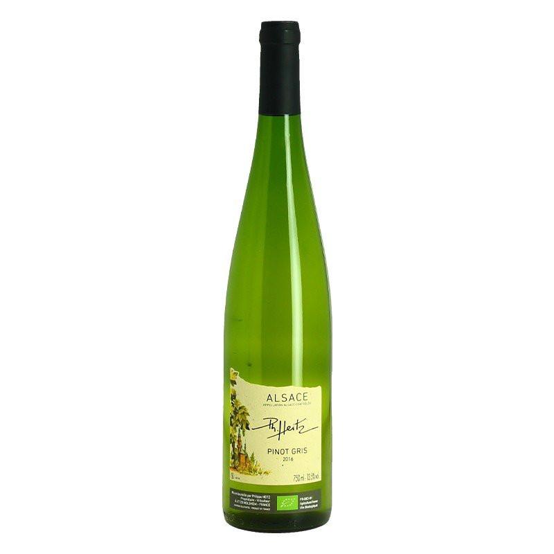 Pinot Gris Organic White Wine Heitz