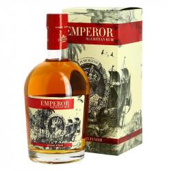 EMPEROR Sherry Cask Finish Mauritius Island Amber Rum 70 cl