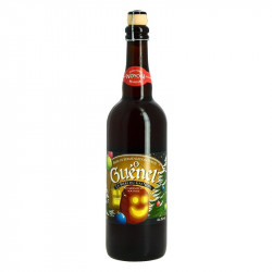 GUENEL CHRISTMAS BEER Brewery Noyon 75 cl