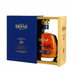 Rum Depaz Cuvée Prestige XO in Carafe