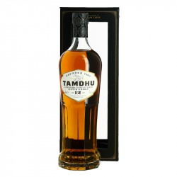 TAMDHU 12 Year Old Speyside Single Malt Scotch Whiskey