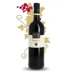 Pinot Noir Olivier Lacour Languedoc Red Wine