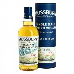 MOSSBURN N°3 BLAIR ATHOL 10 years Highlands Single Malt Scotch Whiskey