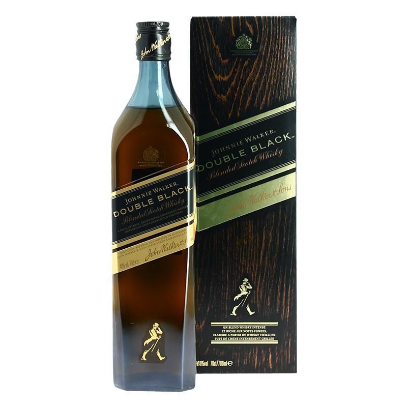 Johnnie Walker Double Black Blended Whiskey