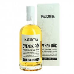 MACKMYRA SVENSK ROK Swedish Single Malt Whiskey