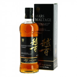 MARS Maltage COSMO Japanese Blended Malt Whiskey