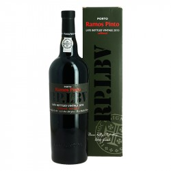 Ramos Pinto LBV (Late Bottle Vintage) Port