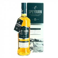 SPEYBURN 15 ans Speyside Single Malt Scotch Whiskey