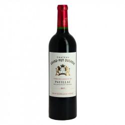 Grand PUY DUCASSE 2015 Pauillac Red Bordeaux Grand Cru