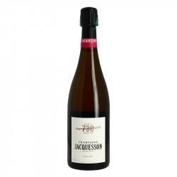 Champagne JACQUESSON Cuvée 738 Late disgorgement