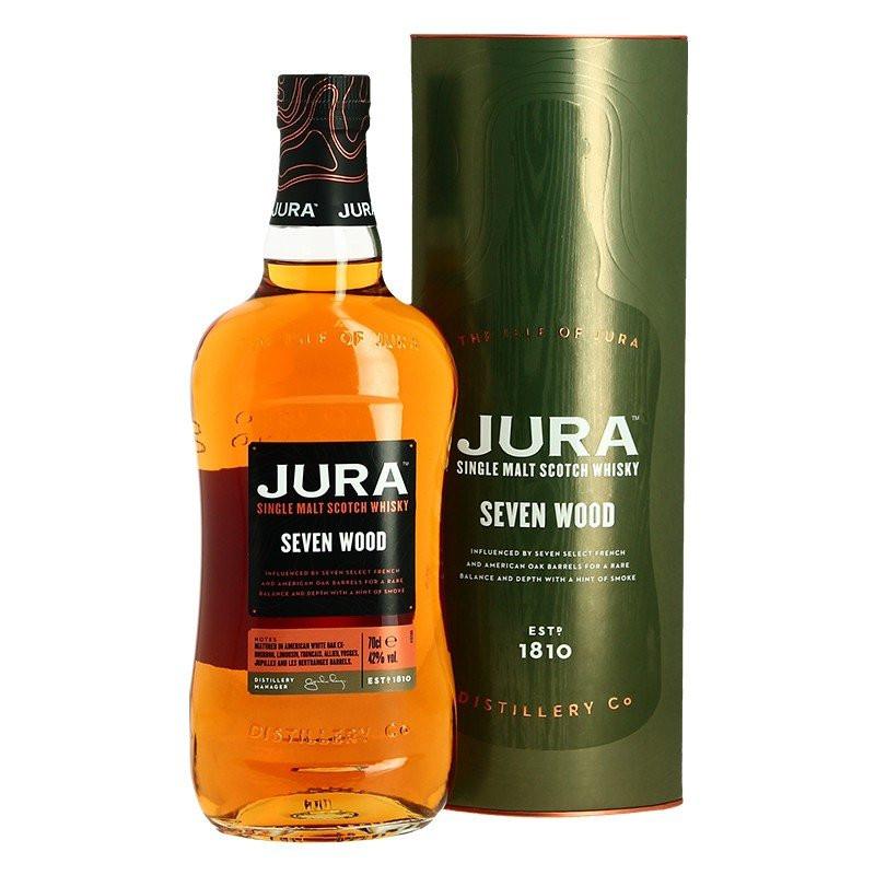 Jura SEVEN WOOD Isle of Jura Whiskey