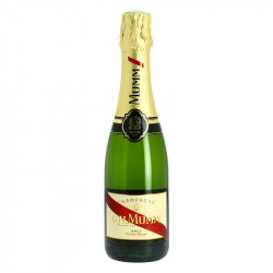 Champagne Mumm Cordon Rouge Half Bottle