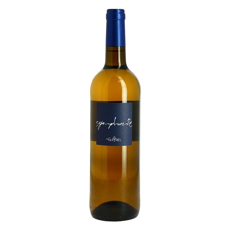 Symphonie Sweet White Wine from Vigné Lourac