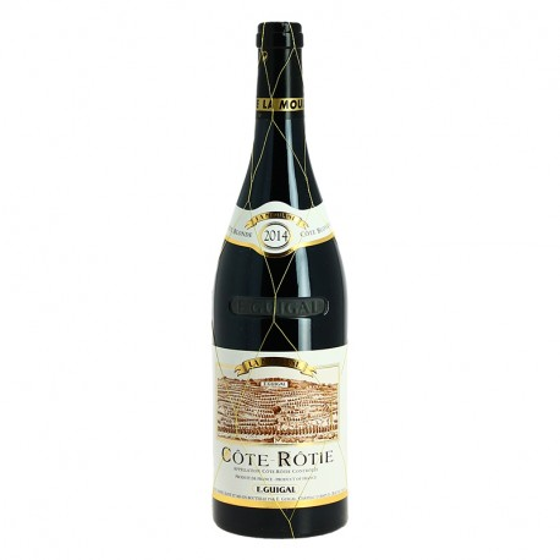 COTE ROTIE LA MOULINE 2014 GUIGAL Rhone Red Wine