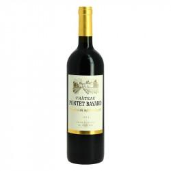 PONTET BAYARD Puisseguin Saint Emilion Red Bordeaux Wine