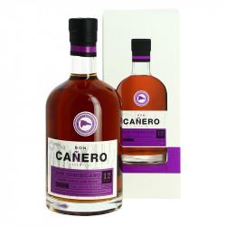 CANERO Sherry Cream Cask Finish 12 years Dominican Republic Rum