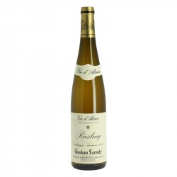 RIESLING VENDANGES TARDIVES LORENTZ