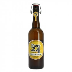 Page 24 Malts & Hoops Hoppy Blonde Beer 75 cl