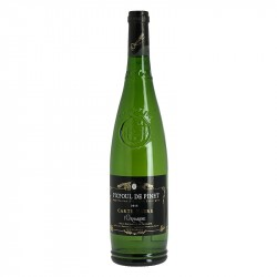 Picpoul de Pinet Carte Noire l'Ormarine Dry White Wine from Languedoc
