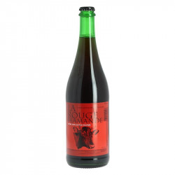 Rouge Flamande craft beer from Flanders by theThiriez Brewery