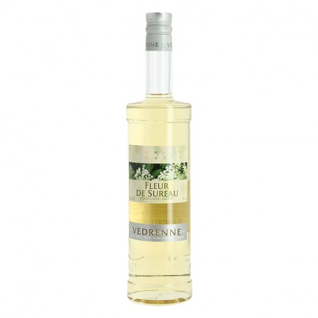 Elderflower Liqueur Vedrenne 70cl