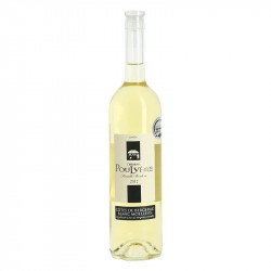 Bergerac Sweet white Wine Chateau Poulvere