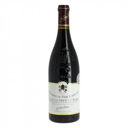 Chateauneuf du Pape Red Rhone Wine by Domaine du Pere Caboche