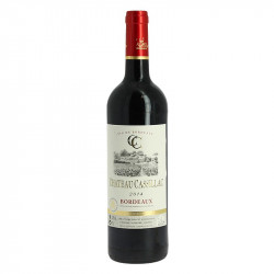 Chateau Cassillac Red Bordeaux Wine