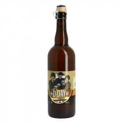 D-DAY Blonde BEER 75CL