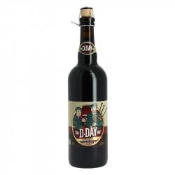 D-DAY NOIRE Dark Brown Beer 75CL